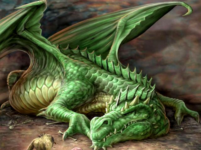 Regalale una imagen al de arriba Dragon