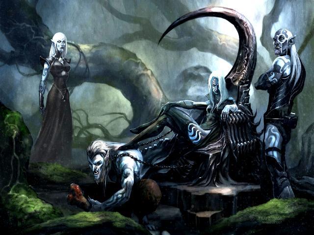 Otras criaturas de la oscuridad   Ares Cronida
