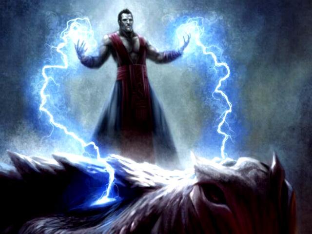 Magos   Ares Cronida