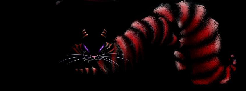 El Gato De Cheshire Ares Cronida