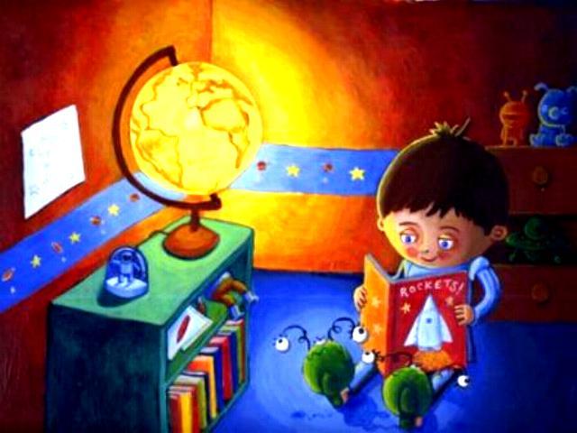 Los cuentos para niños, temas según su edad | Ares Cronida