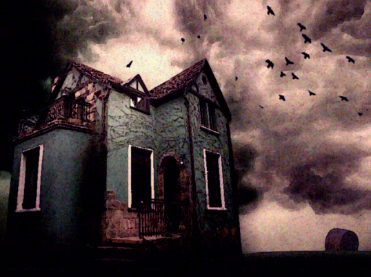 la casa de las pesadillas