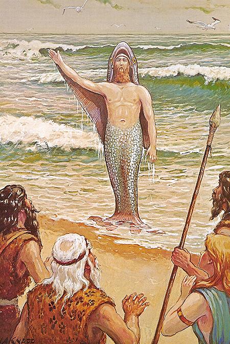 hombres pez: