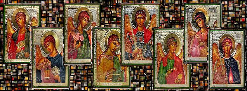 ángeles Y Arcángeles 10 Los Arcángeles De La Ortodoxa Oriental