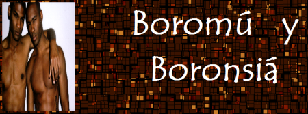 Boromú y Boronsiá