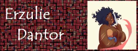 Erzulie Dantor (arte de Zimra Art)