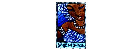 Yemanja (arte de Thalia Took)
