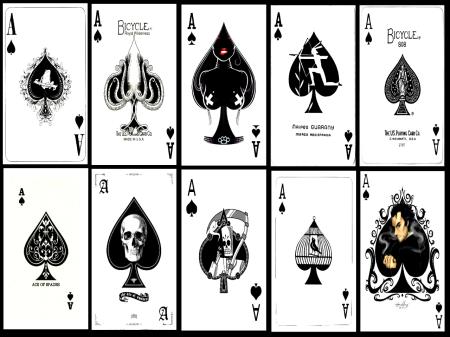 as de spades