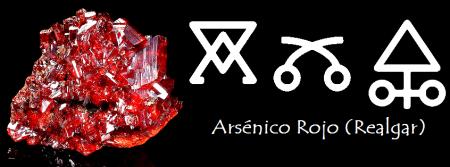 Arsenico Rojo