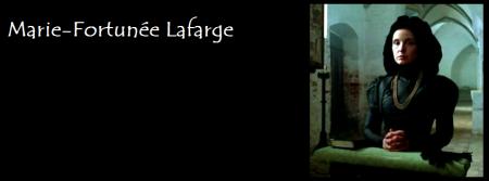 Marie-Fortunée Lafarge