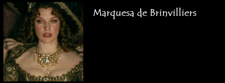 marquesa de Brinvilliers