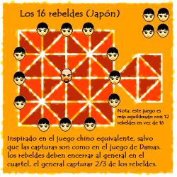16 rebeldes