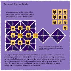 juego de los tigres de taiwan