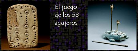 58 agujeros