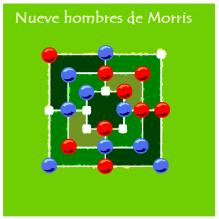 Nueve hombres de Morris