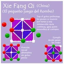 Xie Fang Qi - 1