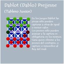 Dablo Prejjesne junior