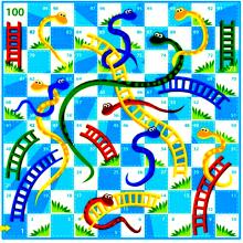 Serpientes Y Escaleras Ares Cronida
